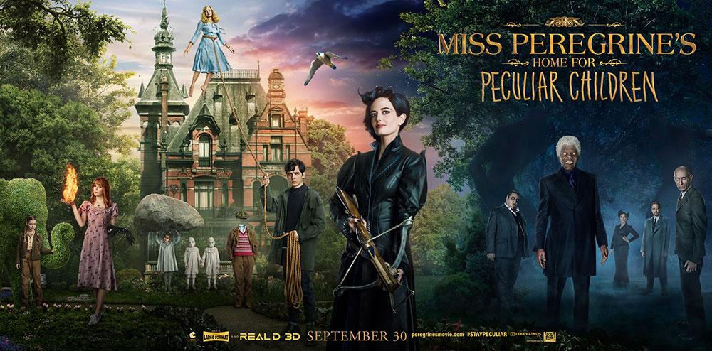 Miss Peregrine's School for Peculiar Children